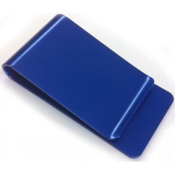 Anodized Aluminum Money Clip