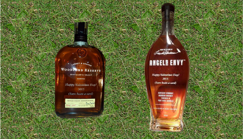 Whiskey Bottle Engravings